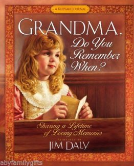 Harvest-House-Grandma-Do-You-Remember-When-Memory-Gift-Book-Keepsake-Jim-Daly-301455421808