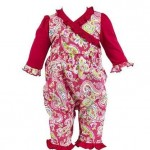 Maison-Chic-Christmas-Baby-Girl-Red-Paisley-Wrap-Romper-871-G21M12-290975737688