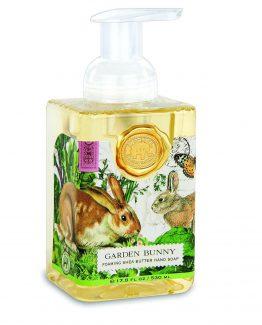 Michel-Design-Kitchen-Bath-Foamer-Foaming-Hand-Soap-Garden-Bunny-FOA250-301605013161