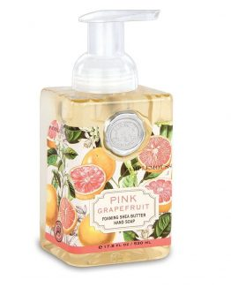 Michel-Design-Kitchen-Bath-Foamer-Foaming-Hand-Soap-Pink-Grapefruit-FOA247-301605000118