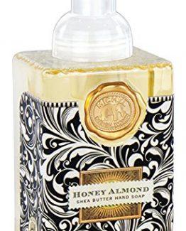 Michel-Design-Works-Honey-Almond-Foaming-Soap-178-Ounce-B0089B4F9Y