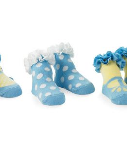 Mud-Pie-Baby-Easter-Blue-Girl-Socks-0-12M-Sold-Separate-Choose-Pattern-176011-290931092143
