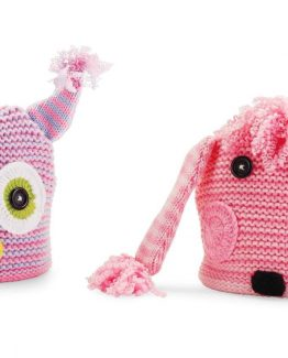 Mud-Pie-Baby-Toddler-Girl-Owl-OR-Poodle-Knit-Hat-Sold-Separately-173099-291035652700