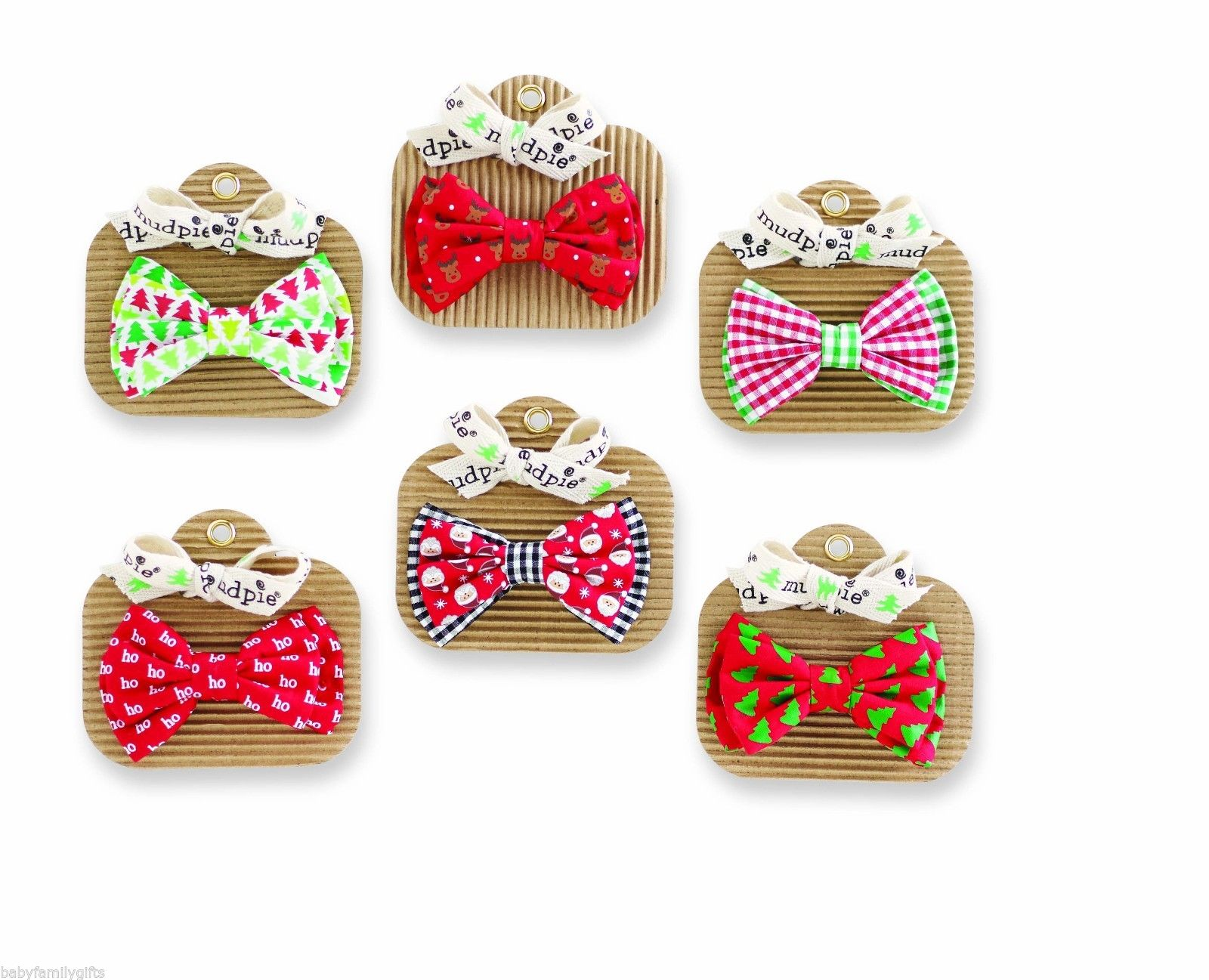 Best Baby Boy Christmas Gifts : Mud pie mh christmas holiday best baby boy bow ties