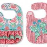 Mud-Pie-Spring-Garden-Baby-Girl-Spring-Bibs-Butterfly-OR-Ruffle-Flower-1552080-301505967425