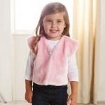 Mud-Pie-Supplement-Pretty-in-Pink-Baby-Girl-Pink-Fur-Vest-Multiple-Sizes-176188-290811047816
