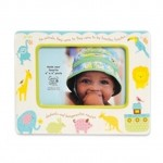 Our-Name-is-Mud-Noahs-Animals-Baby-Boy-or-Girl-4X6-Photo-Frame-4031839-301028458599