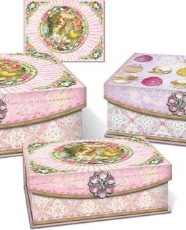 NESTING AND TRINKET BOXES