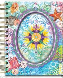 Punch-Studio-Everyday-Enchantment-Window-Journals-Mermaid-Whimsy-58275-290735336043
