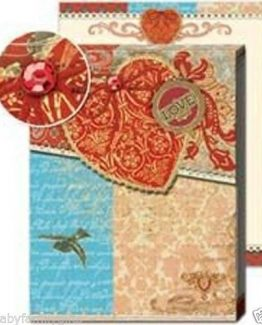 Patchwork Collage Notepads