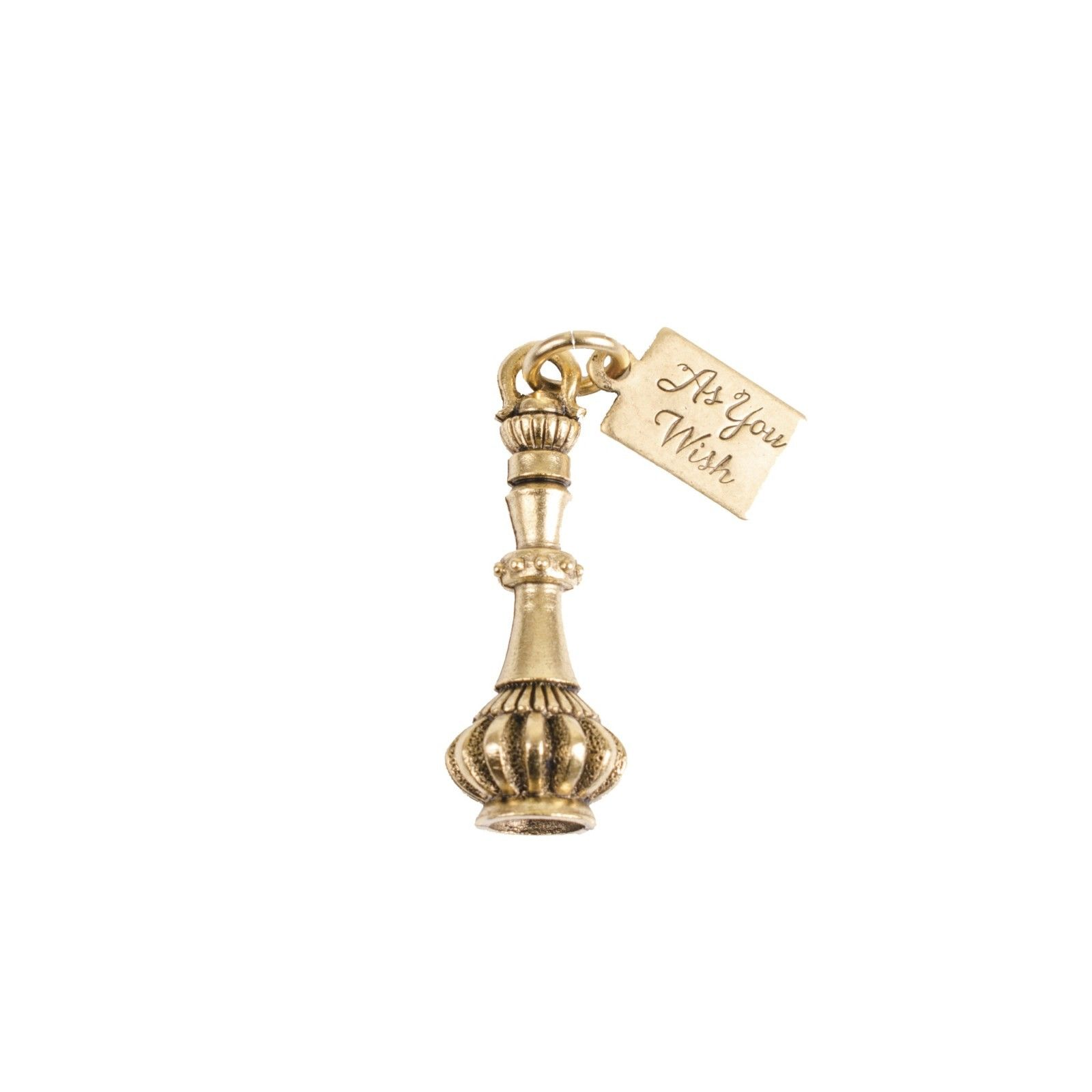 Genie Bottle Necklace: Beaucoup Designs Gold Or Silver As You Wish Genie Bottle