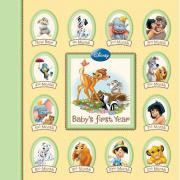Disney Classics Baby's First Year Pocketful of Memories 24 pockets