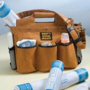 Daddy's Little Project Builder Diaper Bag by Lillian Rose