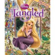 Rapunzel Tangled Look and Find Disney Kids