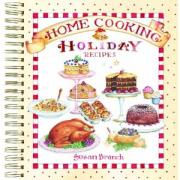 Susan Branch Home Cooking Tabbed Recipe Keeper [Spiral-Bound]